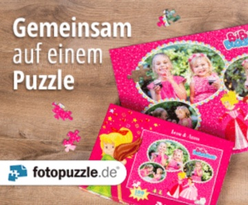 Fotopuzzle individuell