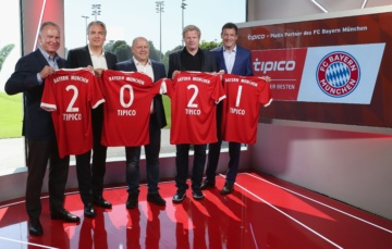 FC Bayern Muenchen And Tipico Extend Partnership