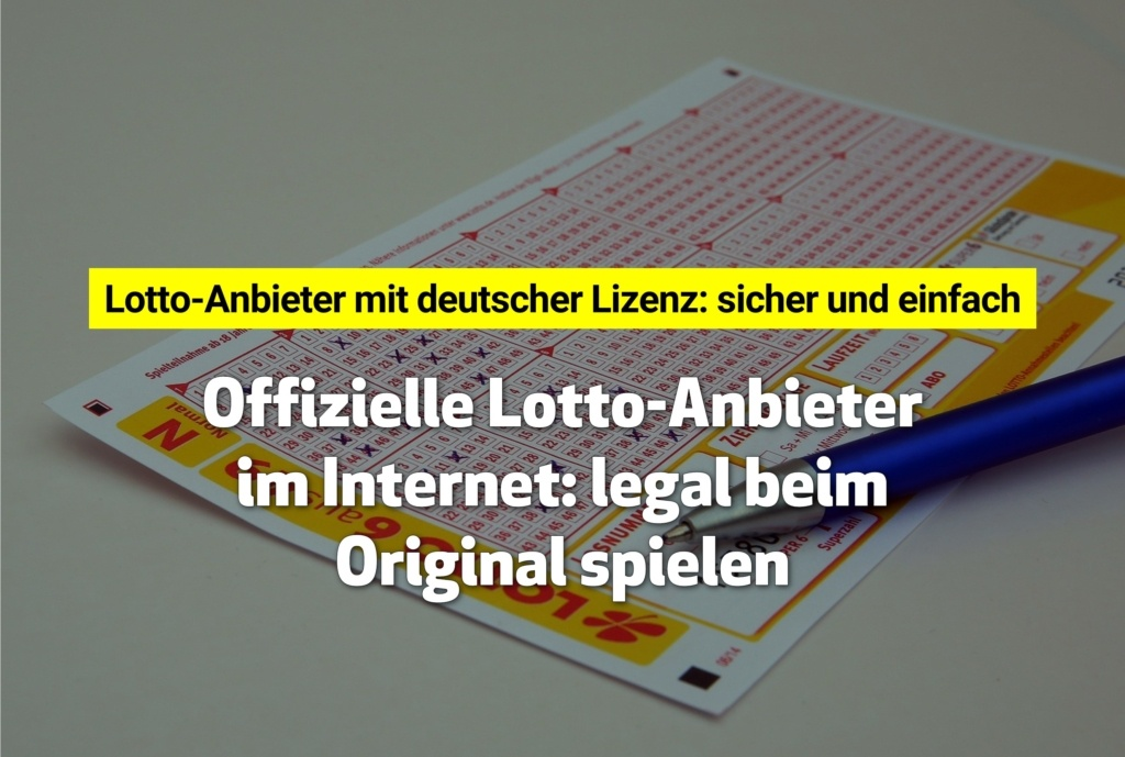 Lotto Beim Original